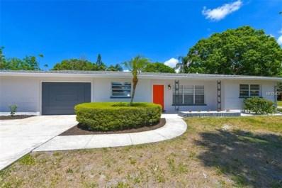 4343 Webber Street, Sarasota, FL 34232 - MLS#: A4215466