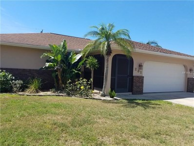 231 Shell Road, Venice, FL 34293 - MLS#: A4215645
