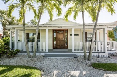 16029 Redington Drive, Redington Beach, FL 33708 - MLS#: A4215685