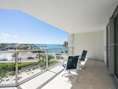 1111 N Gulfstream Avenue UNIT 4B, Sarasota, FL 34236 - MLS#: A4215686