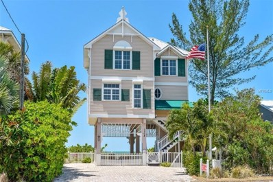 1104 Gulf Drive N, Bradenton Beach, FL 34217 - MLS#: A4215756