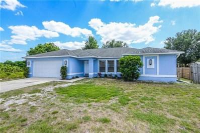 6177 Hollywood Avenue, North Port, FL 34291 - MLS#: A4215772