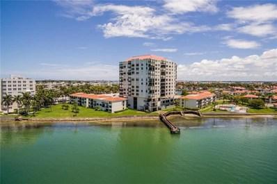 6287 Bahia Del Mar Circle UNIT 503, St Petersburg, FL 33715 - MLS#: A4400148