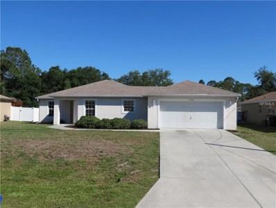 3206 Missouri Terrace, North Port, FL 34291 - MLS#: A4400240