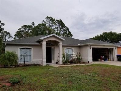 2740 Cranbrook Avenue, North Port, FL 34286 - MLS#: A4400391