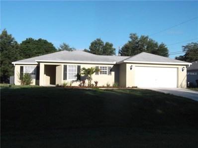 2073 Cloras Street, North Port, FL 34287 - MLS#: A4400472