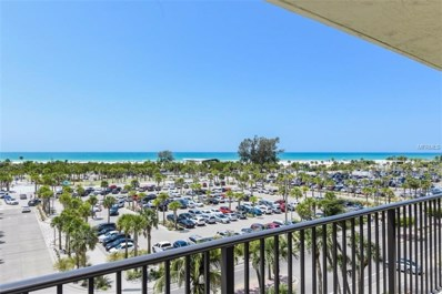 1055 Beach Road UNIT B-504, Sarasota, FL 34242 - MLS#: A4400474
