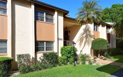 2564 Clubhouse Circle UNIT 103, Sarasota, FL 34232 - MLS#: A4400506