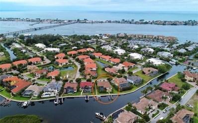 12607 Safe Harbour Drive, Cortez, FL 34215 - MLS#: A4400620