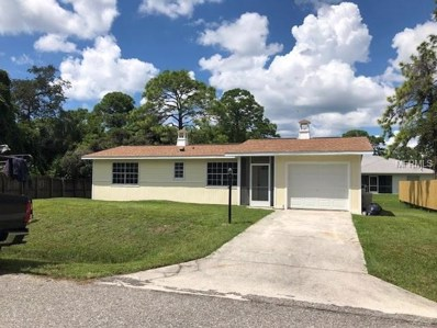 1550 Horizon Road, Venice, FL 34293 - MLS#: A4400678