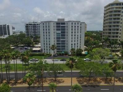 435 S Gulfstream Avenue UNIT 808, Sarasota, FL 34236 - MLS#: A4400709