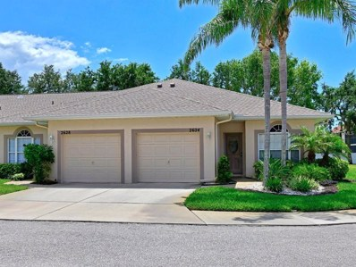 2624 73RD Court W UNIT 2624, Bradenton, FL 34209 - MLS#: A4400740