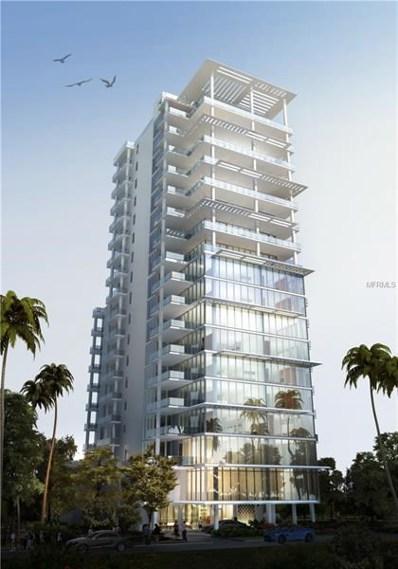 605 S Gulfstream Avenue UNIT 8N, Sarasota, FL 34236 - MLS#: A4400902