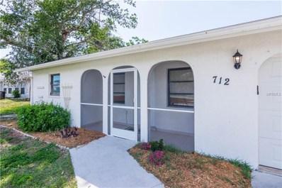 712 Indus Road, Venice, FL 34293 - MLS#: A4400919