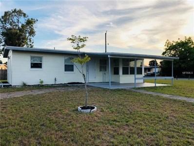 3282 Crestwood Drive, Port Charlotte, FL 33952 - MLS#: A4401098