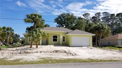 3300 S Salford Boulevard, North Port, FL 34287 - MLS#: A4401121