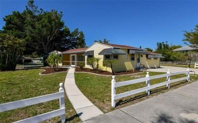 7745 Westmoreland Drive, Sarasota, FL 34243 - MLS#: A4401131