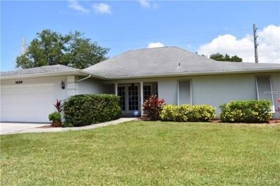 3699 Country Place Boulevard, Sarasota, FL 34233 - MLS#: A4401143