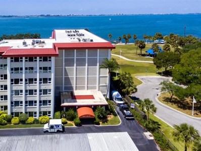 1100 Imperial Drive UNIT 601, Sarasota, FL 34236 - MLS#: A4401246