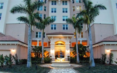 393 N Point Road UNIT 302, Osprey, FL 34229 - MLS#: A4401270