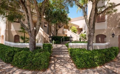 1177 Coquille Street UNIT 302, Sarasota, FL 34242 - MLS#: A4401313