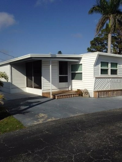 10315 Cortez Road W UNIT 10C, Bradenton, FL 34210 - MLS#: A4401337