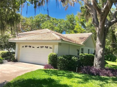 7011 Woodside Oaks Circle UNIT 7, Sarasota, FL 34231 - MLS#: A4401540