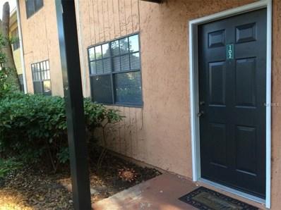 201 Poinsettia Pine Court UNIT 102, Tampa, FL 33612 - MLS#: A4401614