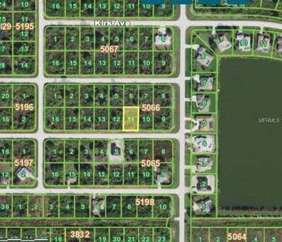12246 Claremont Drive, Port Charlotte, FL 33981 - MLS#: A4401778