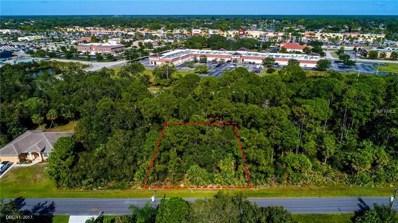 14320 Palmer Avenue, Port Charlotte, FL 33953 - MLS#: A4401802