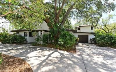 1922 Oleander Street, Sarasota, FL 34239 - MLS#: A4401929