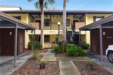 4413 Spicewood Drive UNIT F, Bradenton, FL 34208 - MLS#: A4401986