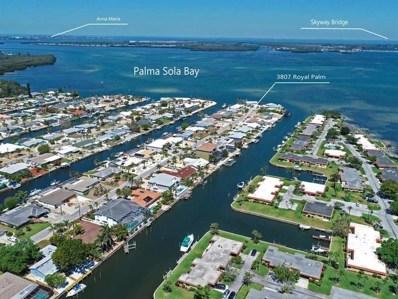 3807 Royal Palm Drive, Bradenton, FL 34210 - MLS#: A4402342