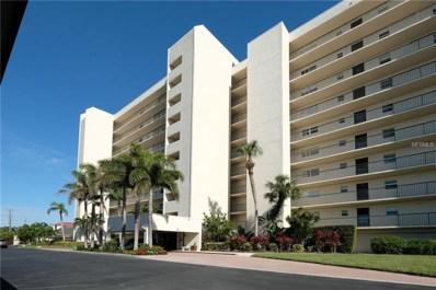 9393 Midnight Pass Road UNIT 503, Sarasota, FL 34242 - MLS#: A4402665