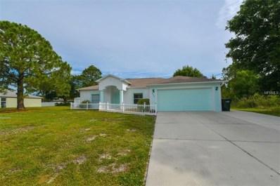 6654 Cammer Avenue, North Port, FL 34291 - MLS#: A4402910