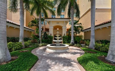 409 N Point Road UNIT 301, Osprey, FL 34229 - MLS#: A4402921