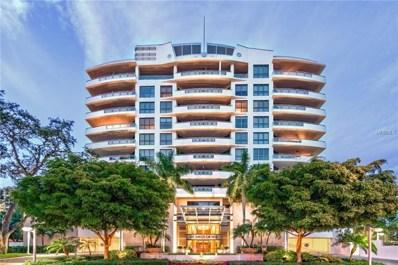 401 S Palm Avenue UNIT 1102, Sarasota, FL 34236 - MLS#: A4403003