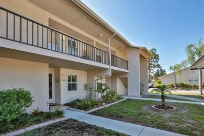 2661 Woodgate Lane UNIT E5, Sarasota, FL 34231 - MLS#: A4403475