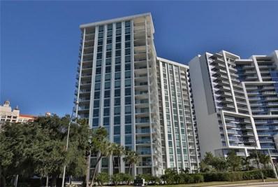 1111 N Gulfstream Avenue UNIT 17E, Sarasota, FL 34236 - MLS#: A4403521