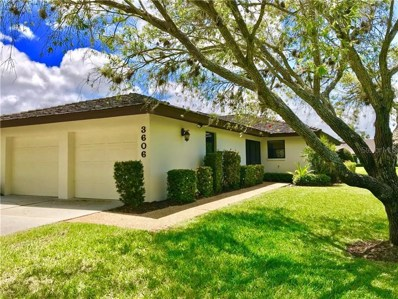 3606 Gleneagle Drive UNIT 9A, Sarasota, FL 34238 - MLS#: A4403597