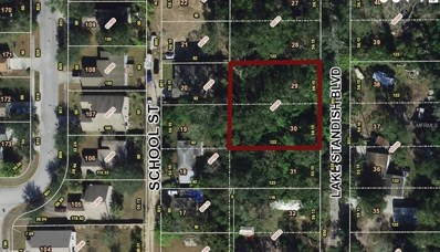 852 Lake Standish Boulevard, Apopka, FL 32712 - MLS#: A4403704