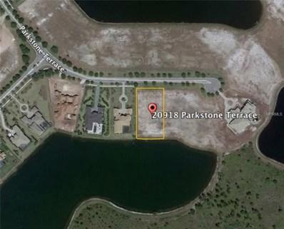 20918 Parkstone Terrace, Lakewood Ranch, FL 34202 - MLS#: A4403763