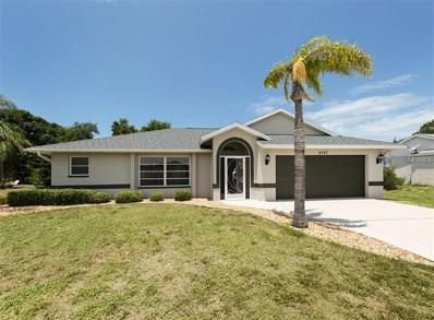 6167 Rowe Street, Englewood, FL 34224 - MLS#: A4403773