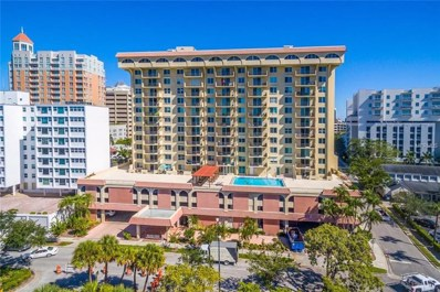 101 S Gulfstream Avenue UNIT 16G, Sarasota, FL 34236 - MLS#: A4403853
