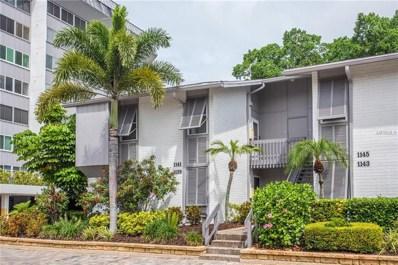 1141 W Peppertree Drive UNIT 118B, Sarasota, FL 34242 - MLS#: A4403868