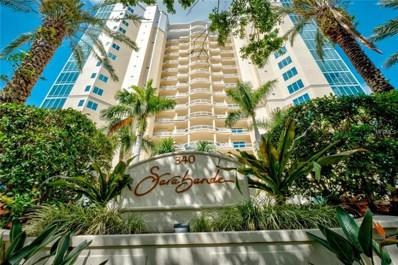 340 S Palm Avenue UNIT 412, Sarasota, FL 34236 - MLS#: A4403968