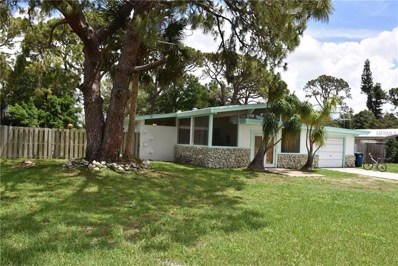 6912 Alderwood Drive, Sarasota, FL 34243 - MLS#: A4404338