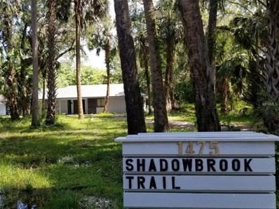 1475 Shadowbrook Trail, Enterprise, FL 32725 - MLS#: A4404441