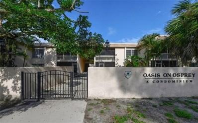 3360 S Osprey Avenue UNIT 201B, Sarasota, FL 34239 - MLS#: A4404622