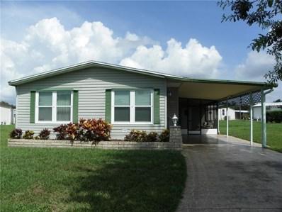 3217 90TH Street E UNIT 378, Palmetto, FL 34221 - MLS#: A4404660